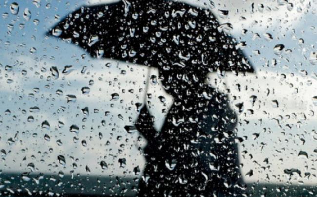 До вихідних на Черкащині дощитиме