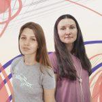 Даша Подолян та Оля Чі