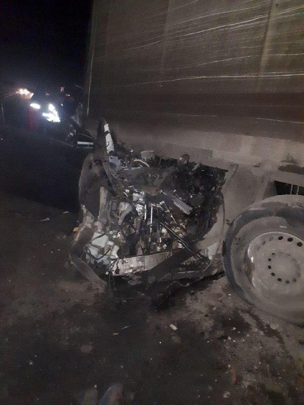 Поблизу Умані в ДТП загинули двоє росіян