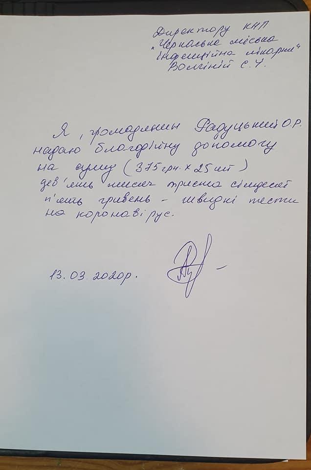 Хроніка карантину через коронавірус на Черкащині: день другий