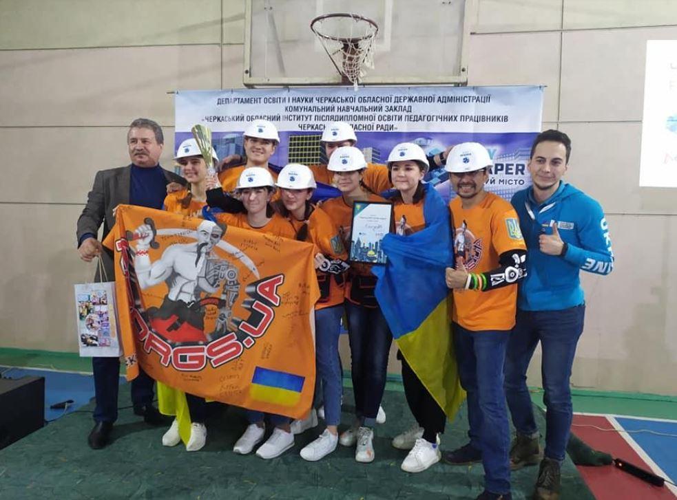 Проєкт черкаських школярів – серед номінантів всесвітньої премії