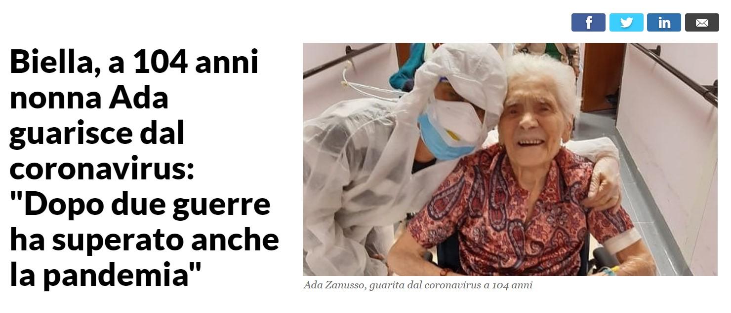 італійка 104 роки