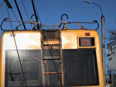 тролейбус карантин черкаси