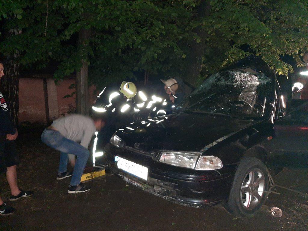 Загиблий та троє травмованих. На Черкащині рятувальники ліквідовували наслідки 4 аварій (ФОТО, ВІДЕО)