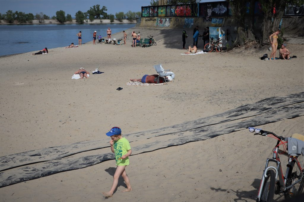 пляж черкаси карантин