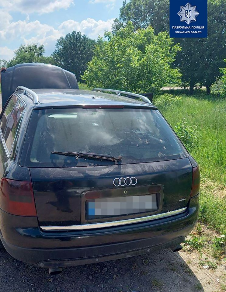 На Черкащині виявили двох водіїв із підробленими документами (ФОТО)