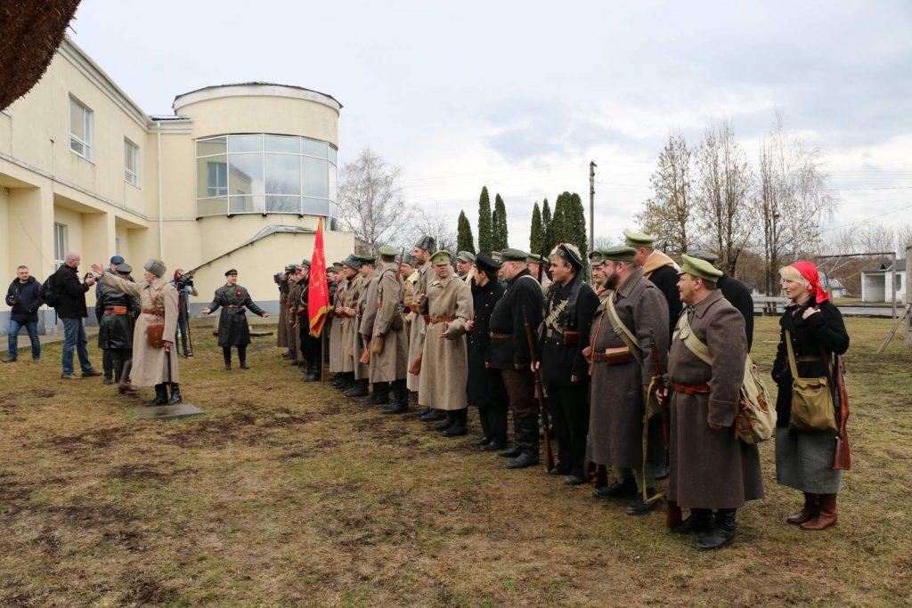 На Черкащині відтворять події 1917-1921 років