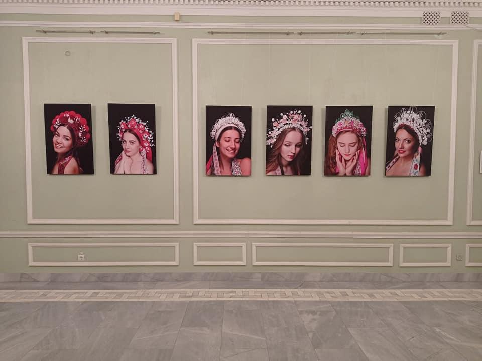 У музеї на Черкащині відкрилася фотовиставка, присвячена українському вінку (ФОТО)