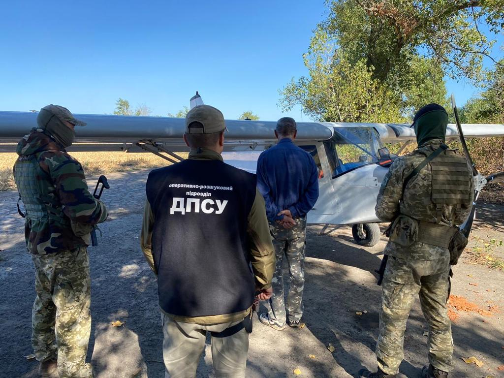 На Городищині затримали пілота-контрабандиста, який літав у Румунію