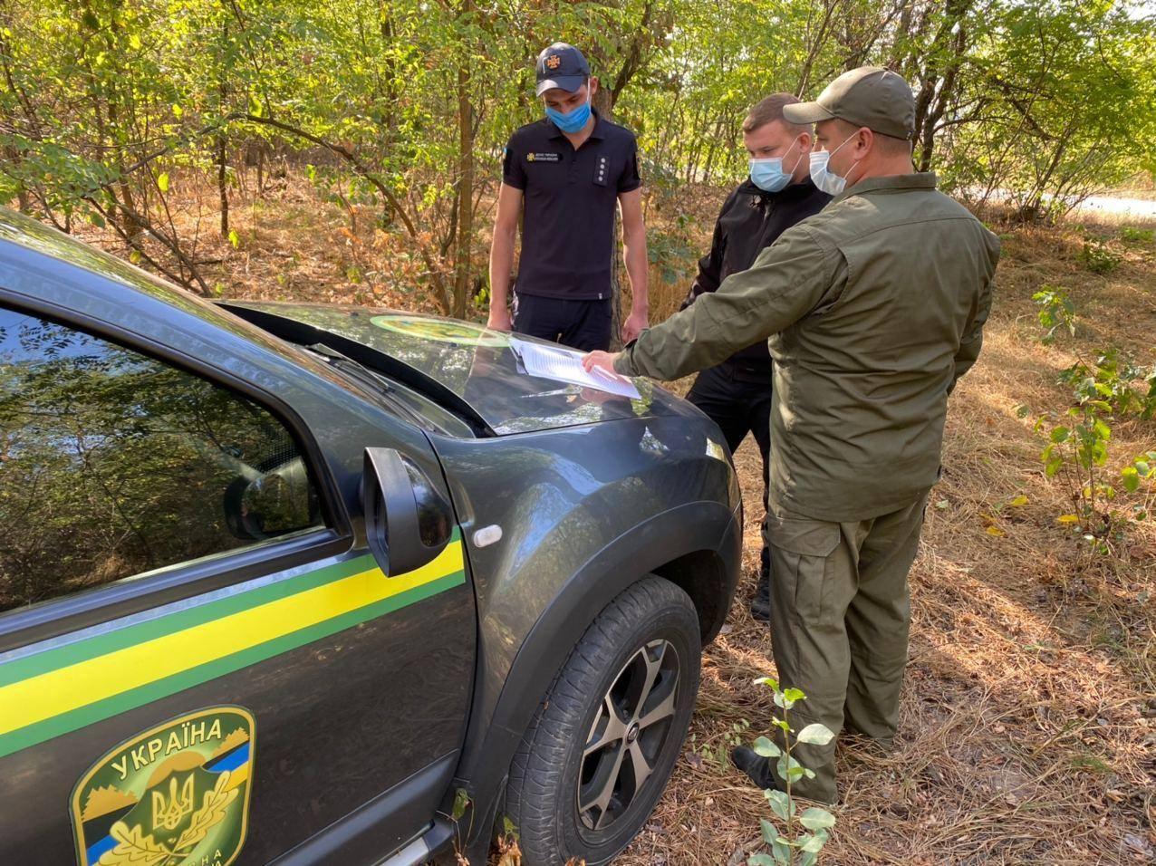 На Черкащині незаконно зрубали лісу на 1,3 млн грн