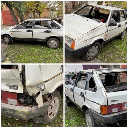 На Черкащині розшукують водія, який зник із місця ДТП