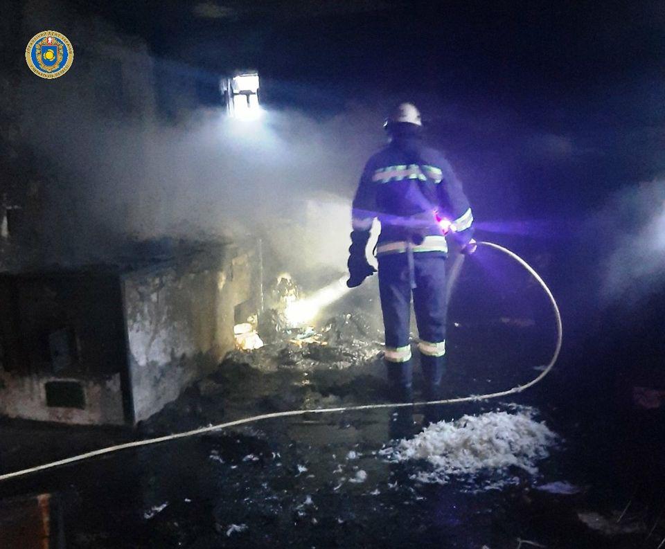 Дві особи загинули під час пожеж на Черкащині