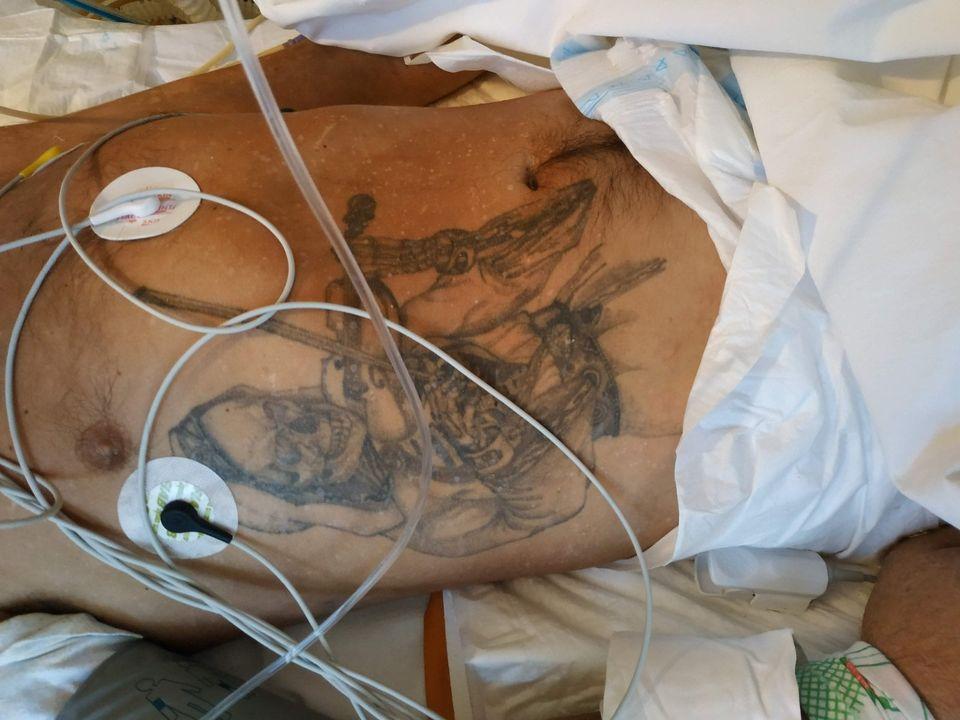 Не говорить і без документів: на Черкащині шукають рідних пацієнта Третьої міської лікарні