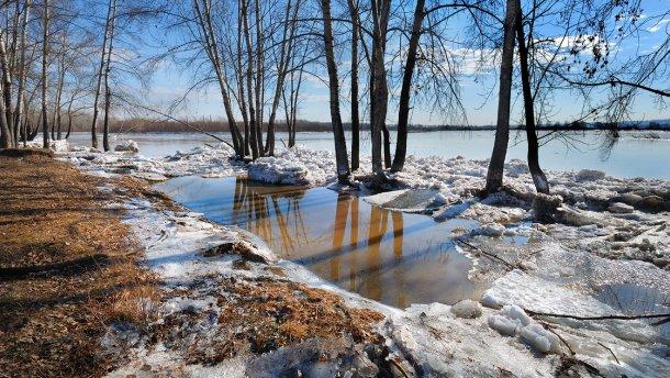 Зміна температур, дощі та сніг: цього тижня Черкащину охоплять кілька циклонів