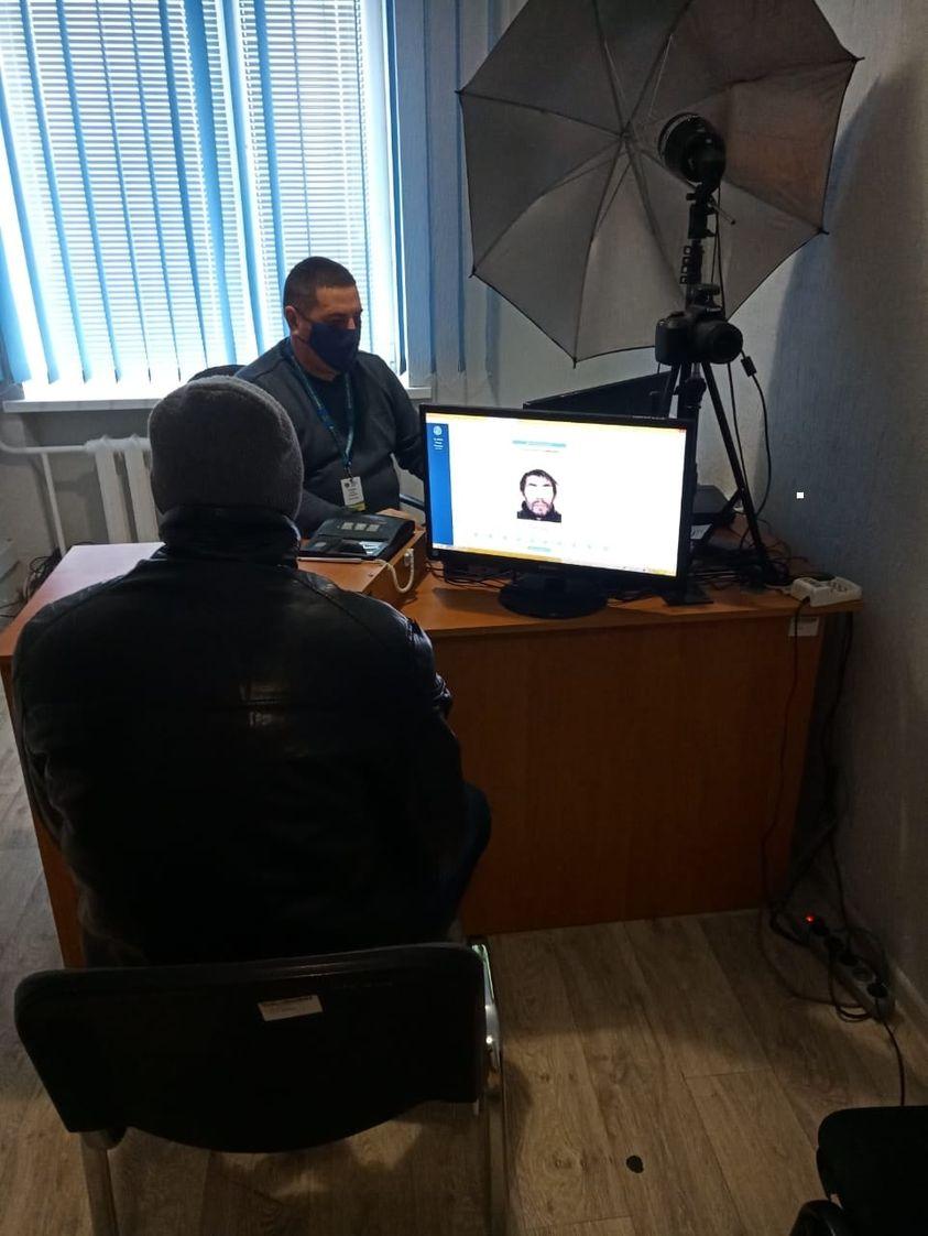 В Умані примусово повертають додому громадянина Молдови