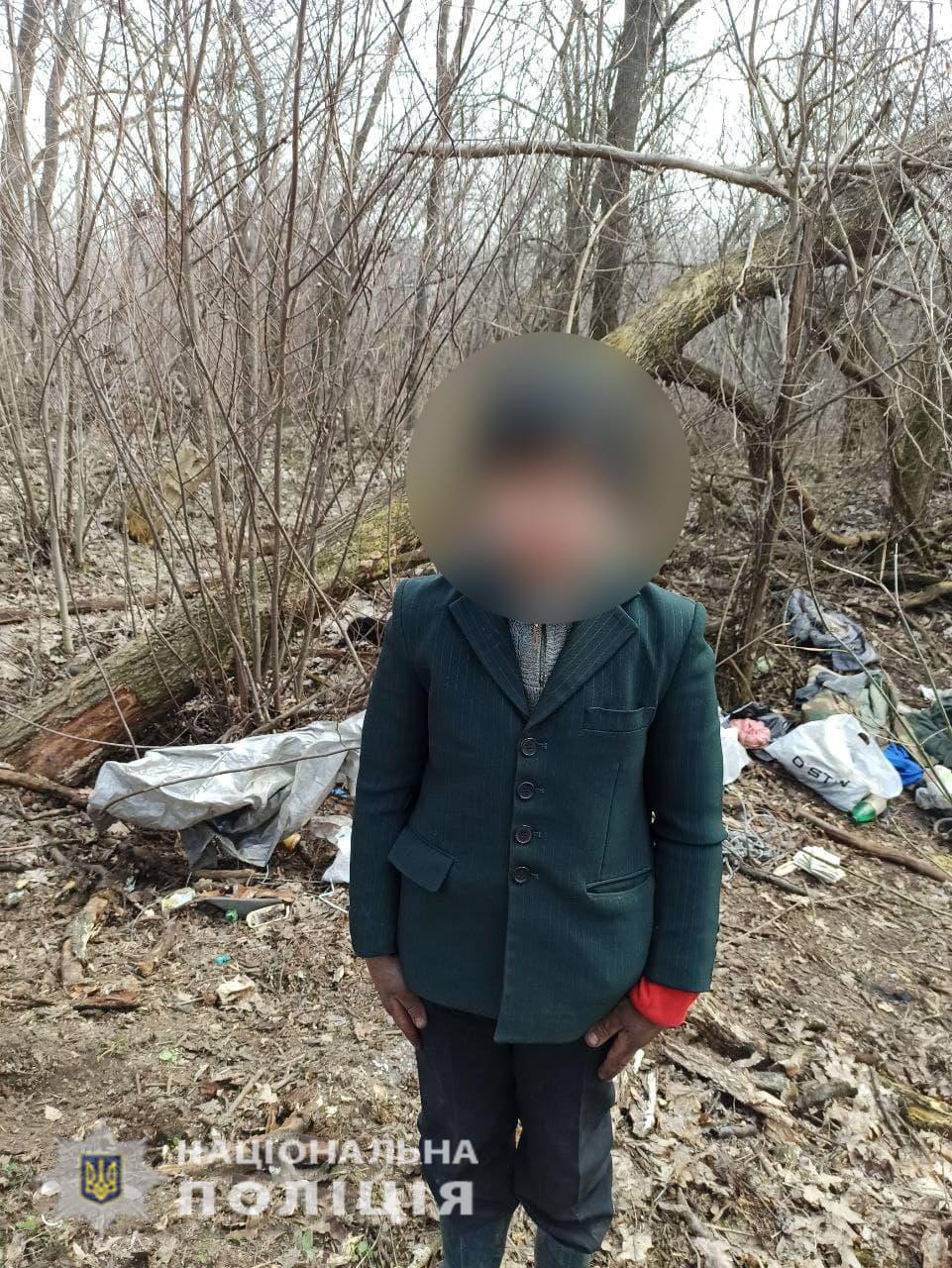 На Уманщині знайшли 9-річного хлопчика, який уночі втік із дому