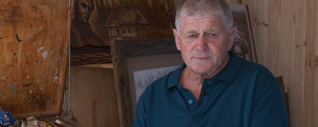 Черкащанин написав більше тисячі картин, присвячених Шевченку (ФОТО)