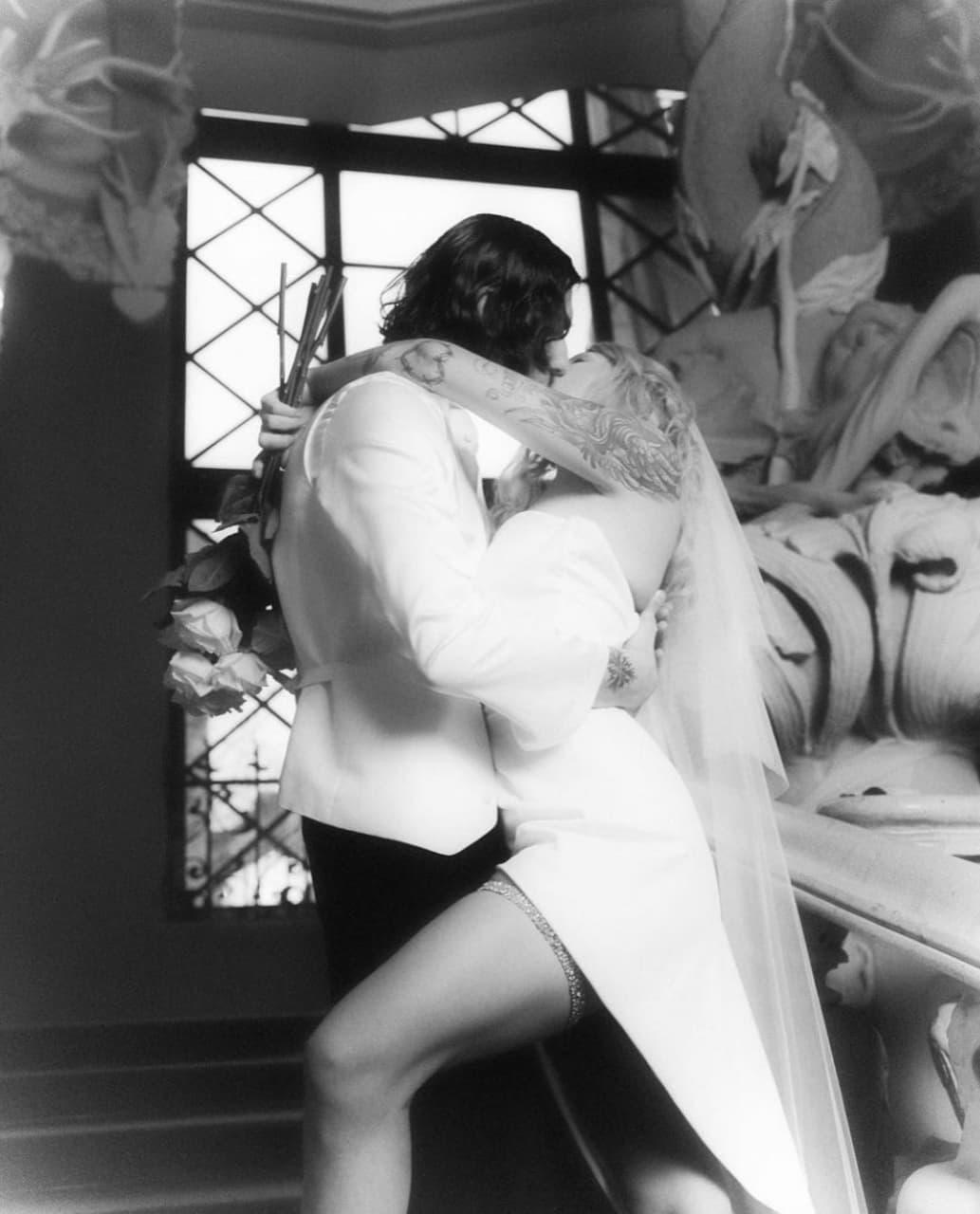 Золотоніщанка презентувала першу весільну колекцію відомого українського дизайнера