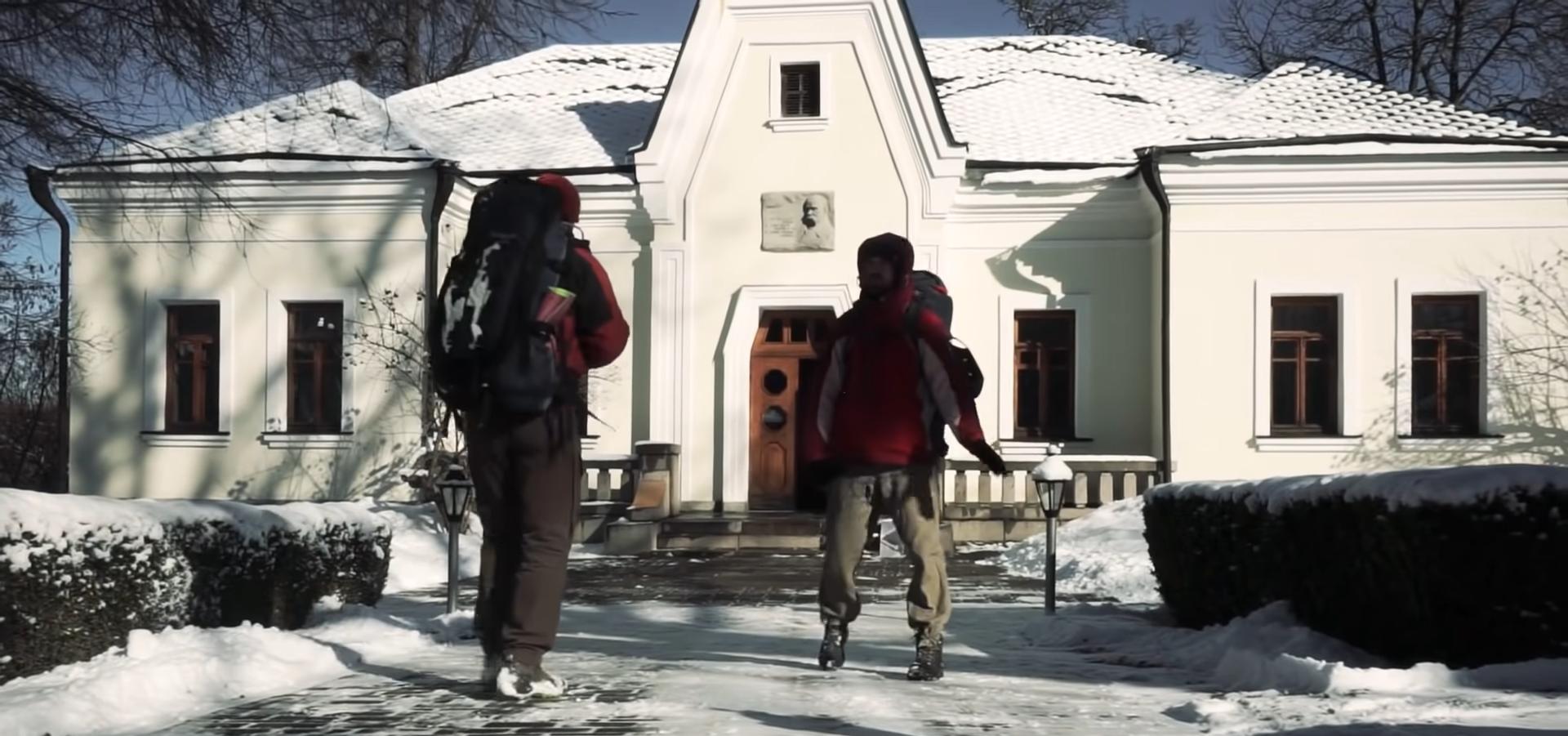 Черкащина: експедитори пройшлись слідами класика української літератури (ВІДЕО)