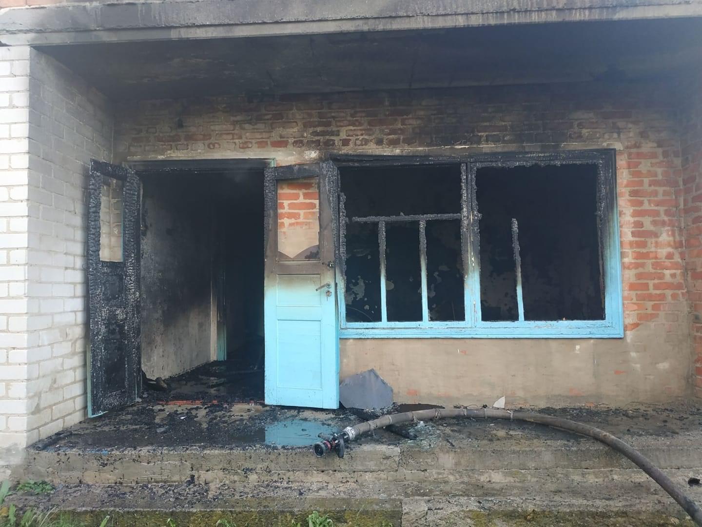 Під час пожежі на Черкащині загинули двоє чоловіків