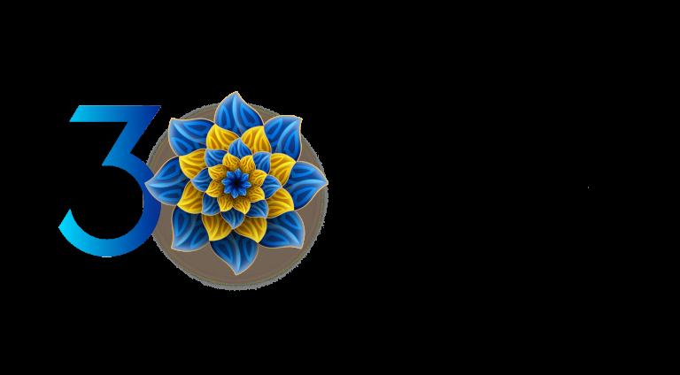 Черкащина має свою квітку-логотип до Дня Незалежності України