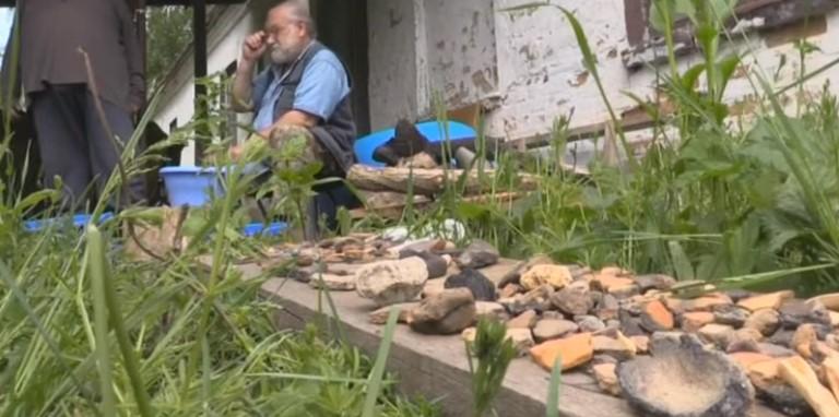 У селі на Черкащині археологи досліджують давні могильники (ВІДЕО)