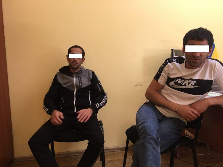 Вимушені покинути державу: на Черкащині нелегально працювали три іноземці