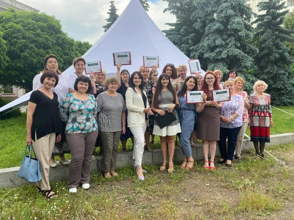 Черкаські бібліотекарки стали сертифікованими фахівцями з цифрової грамотності