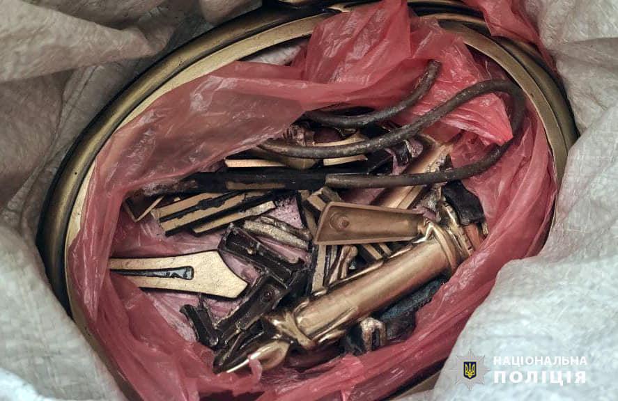 В Умані викрили чоловіка, який вчинив вандалізм над пам'ятниками воїнам АТО