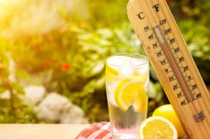 До Черкащини наближається спека