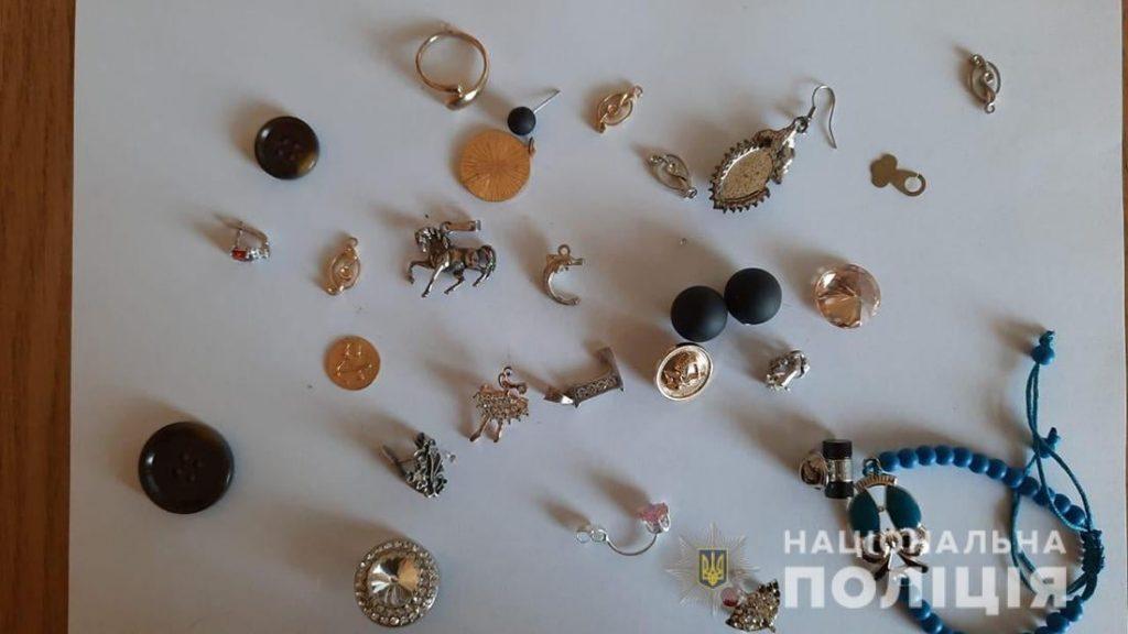 В області затримали крадіїв: черкащан просять опізнати речі (ФОТО)
