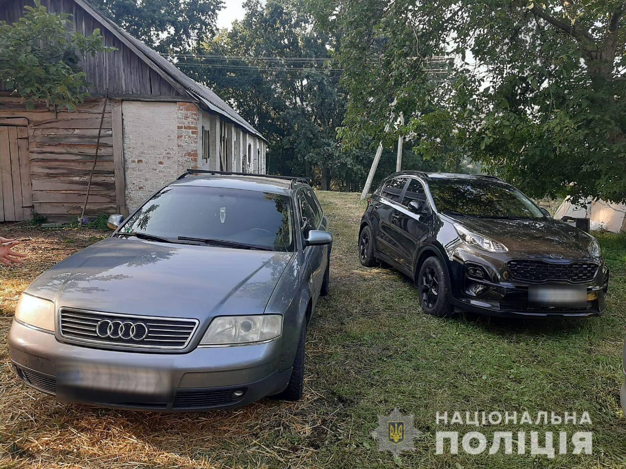 На Черкащині нетверезий водій утік із місця аварії. Його знайшли в кафе