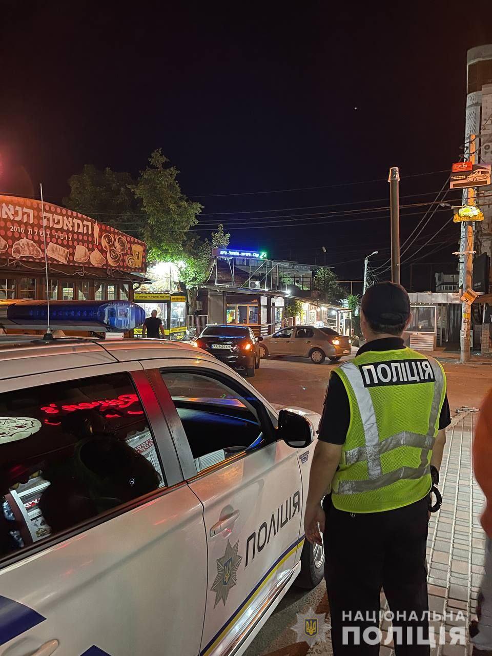 Уманські поліцейські почали чергувати в районі паломництва